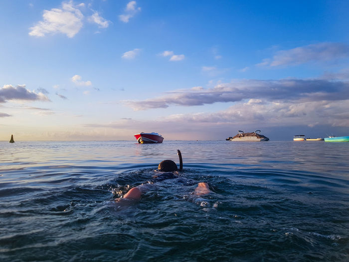 UnderSea Water Swimming Sea Sea Life Wave Nautical Vessel Beach Blue Snorkeling The Great Outdoors - 2018 EyeEm Awards The Traveler - 2018 EyeEm Awards