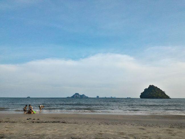 Beach Thailand Karbi Lost In The Landscape
