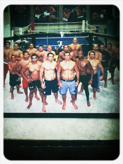 UFC MMA Team Nogueira