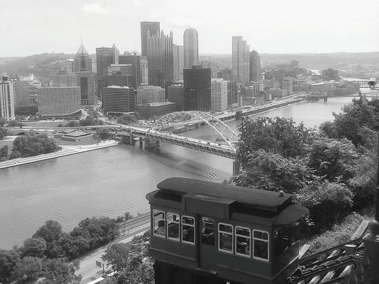 Pittsburgh Pittsburgh View Pittsburgh Skyline Urban Cityscape