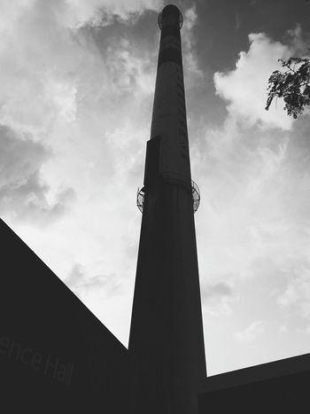 Black And White Chimney Factory Nexus 5