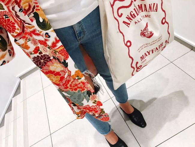 Vivienne Westwood Boutique Human Leg Shopping ♡ Human Body Part Low Section AQUQCITY