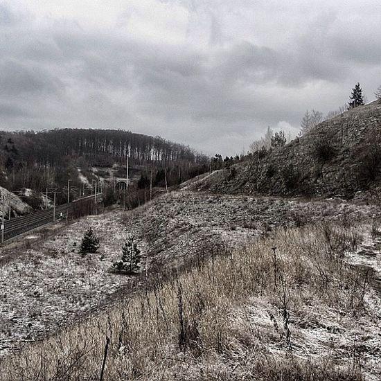 Sklblog Landscape Winter Run Laufen