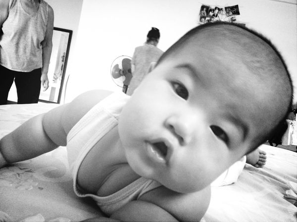 My nephew~~ First Eyeem Photo
