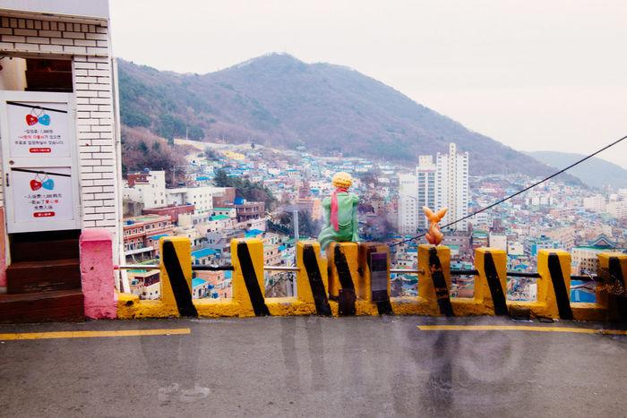 Busan Busan Tour Busan,Korea Busancity Gamcheon Gamcheon Culture Village Gamcheonculturevillage Little Prince Road Road Trip Trip