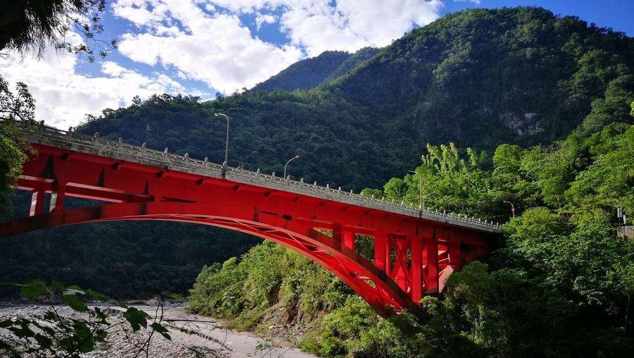 Bridge Red Bridge Taiwan The Architect - 2017 EyeEm Awards