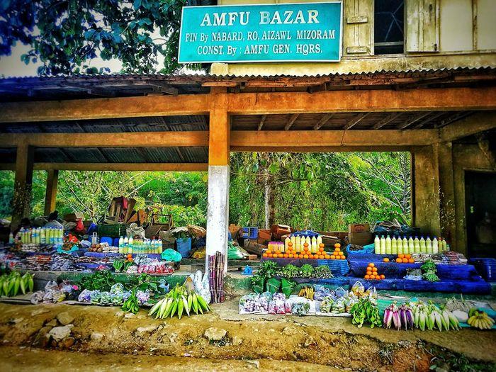 Aizawl Mizoram Local Market