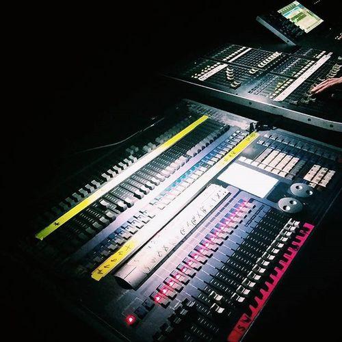 El control. Live Music Show VSCO