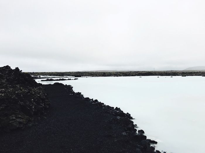 Blue Lagoon Iceland First Eyeem Photo