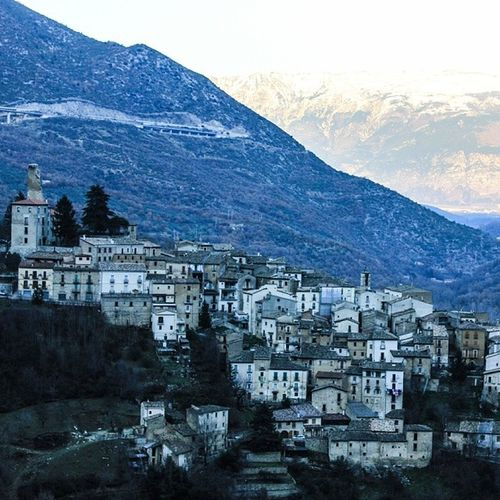 Anversa Degli Abruzzi Italy wonderful mountain abruzzo hearth earth natural instagram picoftheday instatag instaphoto instalove