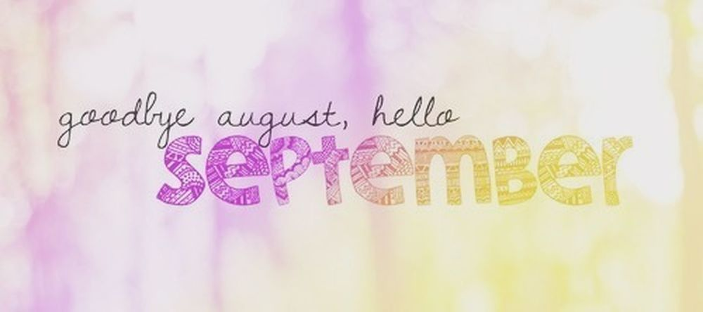 The best thing about September is that i have birthday, 20th September