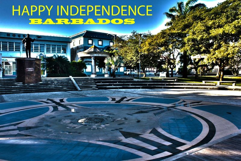 HAPPY INDEPENDENCE Barbados HDR Independence NEXTshotPhotos