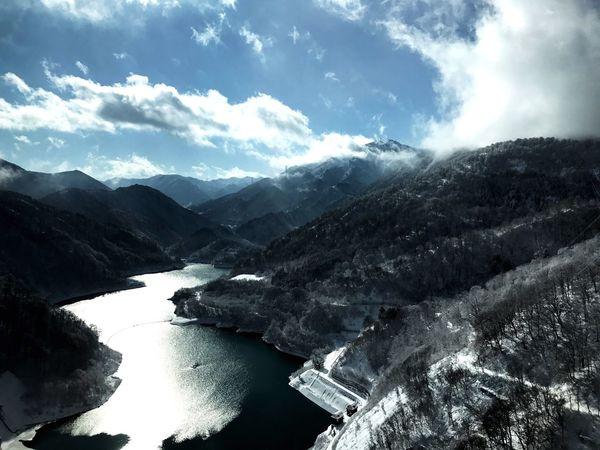 Nature Nature Photography Beauty In Nature Beautiful Nature Snow Snowboarding Kagura Kagura-mitsumata Sunny Day Sunrise