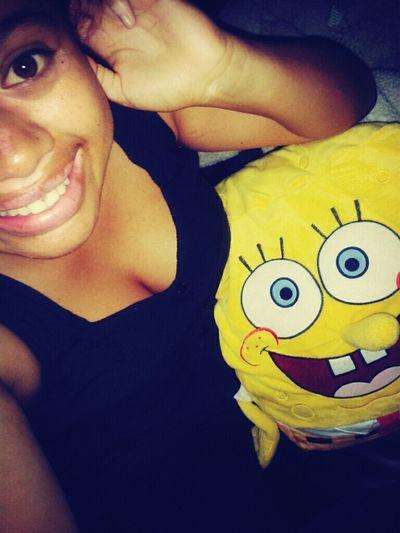 spongebob!! <3