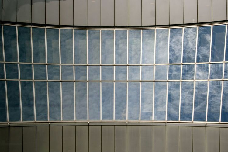The Architect - 2017 EyeEm Awards No People Tile Pattern Window Indoors  Day Architecture Close-up Clouds And Sky Cloud - Sky Japan