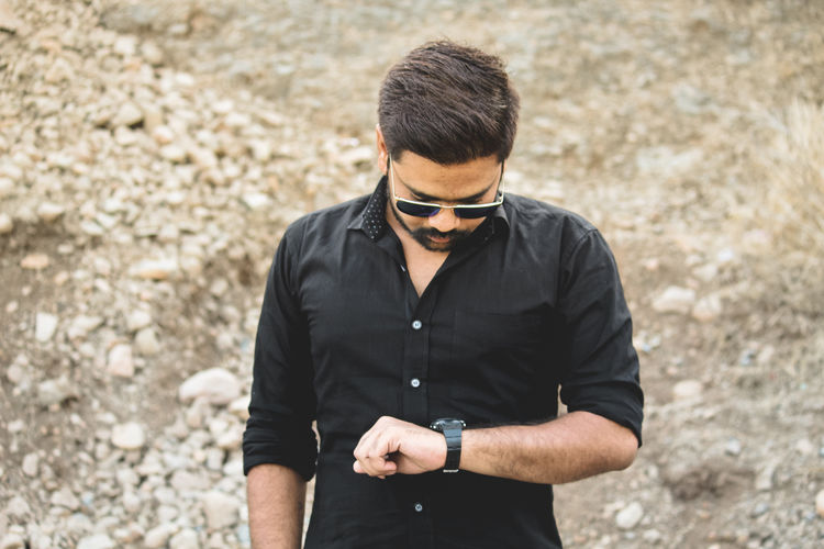 Casual Clothing Day Fashion Focus On Foreground Front View Glasses Handsome Leisure Activity Lifestyles Nature One Person Outdoors Real People Standing Sunglasses Three Quarter Length Waist Up Young Adult Young Men Summer Exploratorium Visual Creativity The Fashion Photographer - 2018 EyeEm Awards