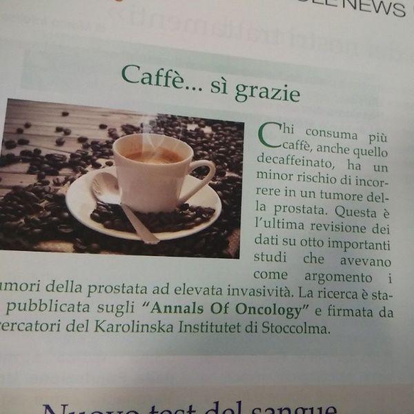 Caffè Uomini Giornalino Anvolt