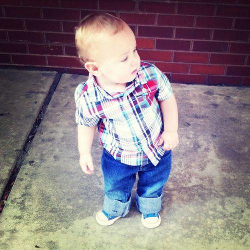 What a Hunkk? My Baby Boy Phoenix Orion Cutie In Love