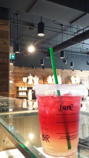 Starbucks Sunrise Secret Menu Muji