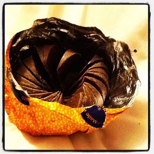 Chocolate Orange Yummy Banbury withthesister2013
