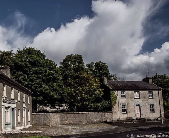 Knockgroherhy in Co Roscommon. Part of village with a gruesome past. Hiddenhistories Ireland Cloud Porn Rural Ireland