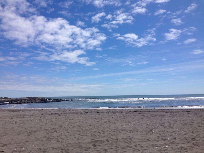 Nice day Purema beach