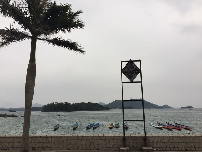 Grey, windy afternoon. Water Sea Scenics Outdoors Walking Around IPhone 6+