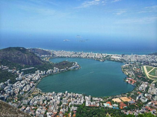 Cristo Redentor-Río De Janeiro Fotografiadebolso Xiaomi Mi6 Brasil Corcovado Rio De Janeiro