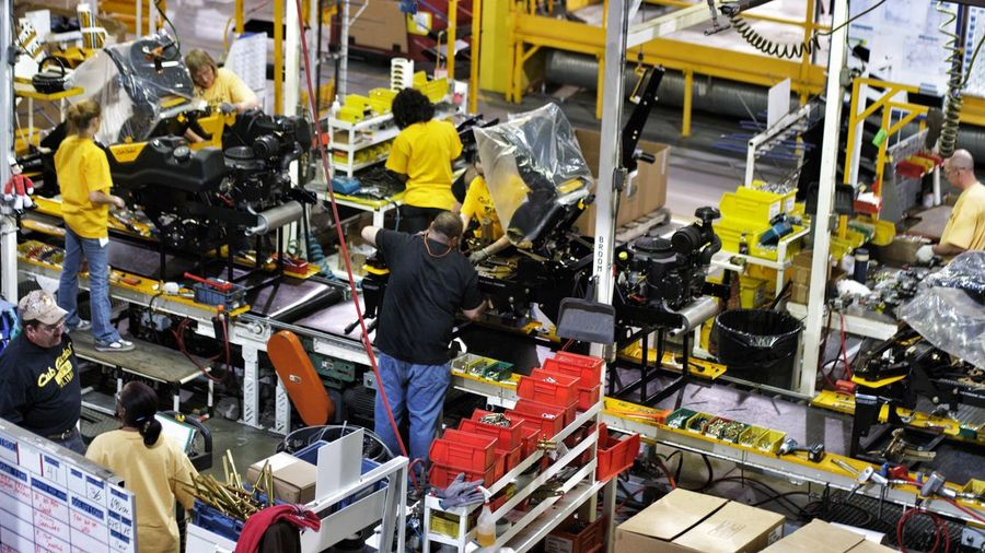 assembly line factory Industry Factory Production Line Manufacturing Industrial Building  Indoors  Technology Adults Only Workshop People Manual Worker Manufacturing Equipment Men Adult Only Men Car Plant Day