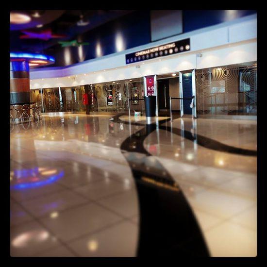 Cathay Damansara Curve