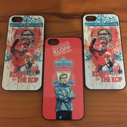 #KLOPP #LFC #YNWA Phone cases available now we do any models !! What a night !!! Email pukkaprintgifts@gmail.com