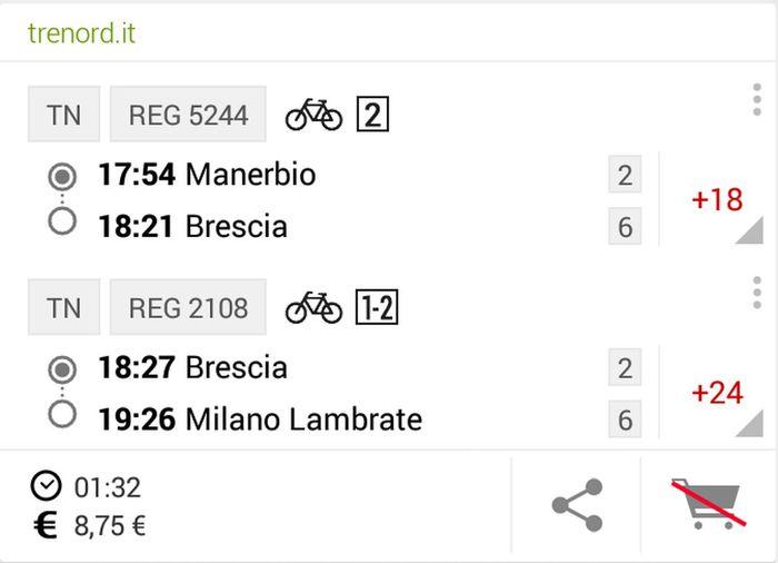 Rendiamociconto Trenord Lombardia Eccellenza