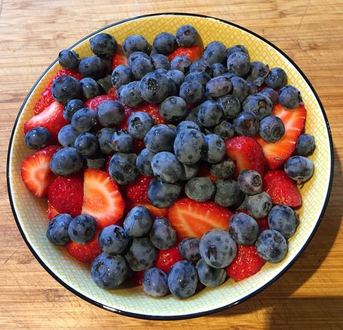 Summer berries. Food Fruit Blueberry Healthy Eating Berry Fruit Freshness Still Life Wellbeing