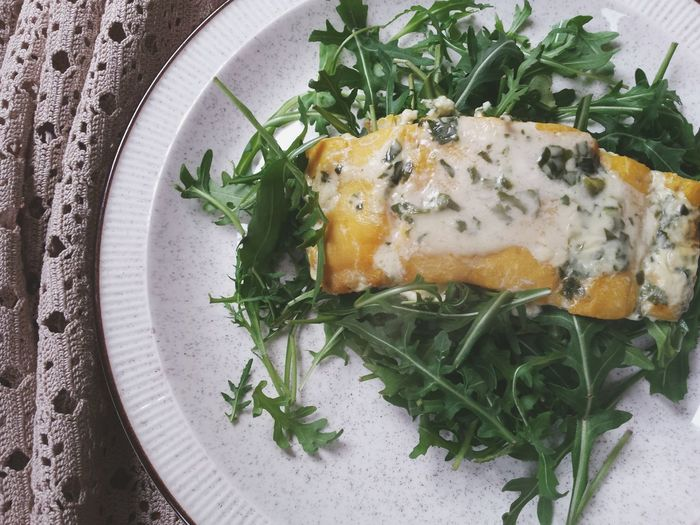 Focus on eating well. Smoked haddock and rocket lunch.... very posh! It's Cold Outside Showcase: January Food Fish Haddock Smoked Haddock Lunch Food Porn Foodphotography Healthy Food Healthy Eating New Years Resolutions 2016 Plate Vintage Table Rocket Vitamins Nutrition Fade Yummy Brunch Food Photography Yellow Better Look Twice Green