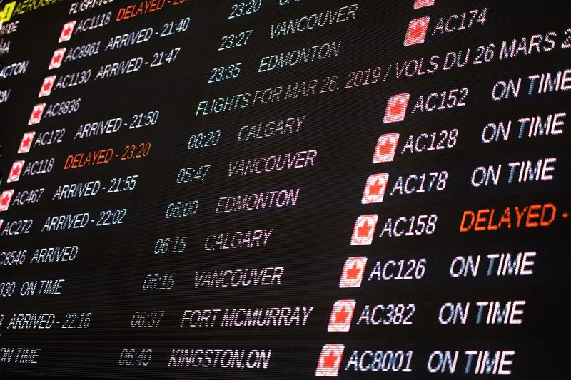 Flights LCD information board at YYZ terminal Delayed Lcd Visual City List Panel Timetable Time Chart Travel Transportation Sign Flight Destination Display Terminal Information Board Background Arrival Departure Announcement Airport Number Technology Communication Digital Display Text Travel
