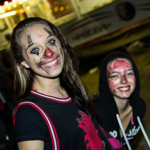 Gathering Of The Juggalos Girls Juggalette Facepaint