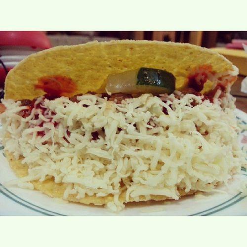 taco ??Homemade Fullofsurprises :))