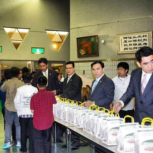 Lingap Pamamahayag mula sa distrito ng Northeast Asia Central Japan. IglesiaNiCristo LingapPamamahayag