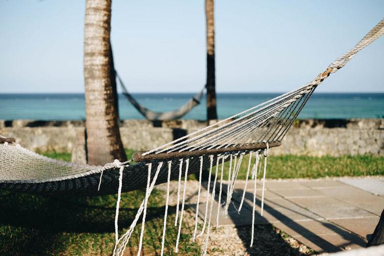 Chill. Sea
