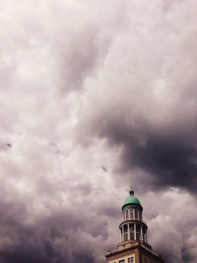 Sky And Clouds Look Up And Thrive Urban Geometry I ❤ BERLIN