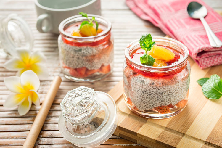 Chia seed and