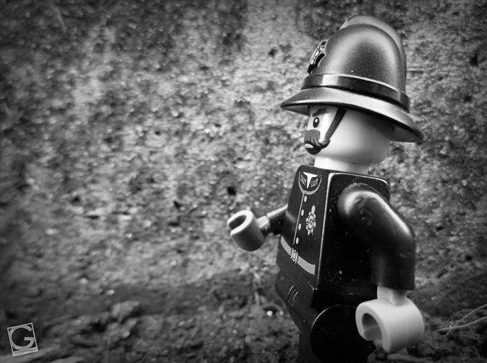 The Beginning #doctorwho #Lego #toyphotography