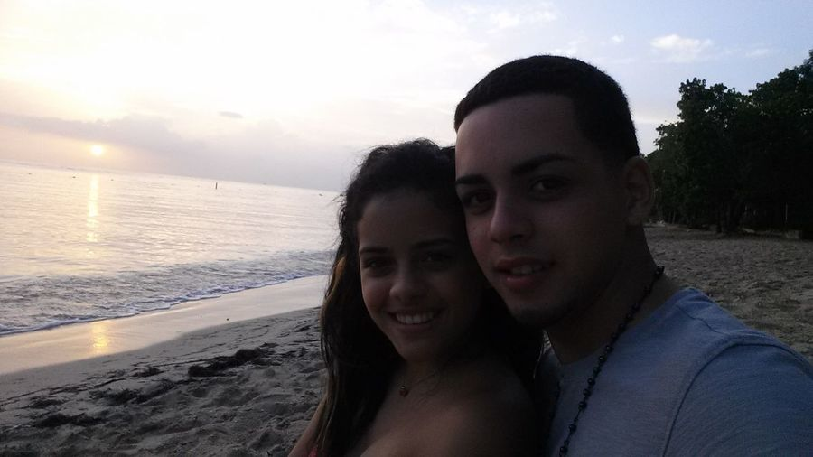 Couple Love Sunset My Everything ♥