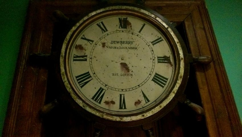 Oldwatch Antique Watch English Rusty