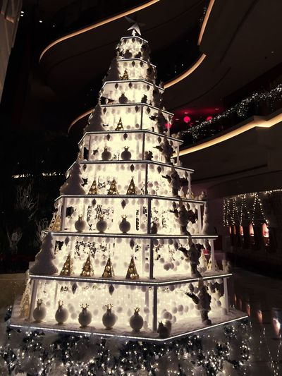 Have a magical Christmas Dubai Sharigrila