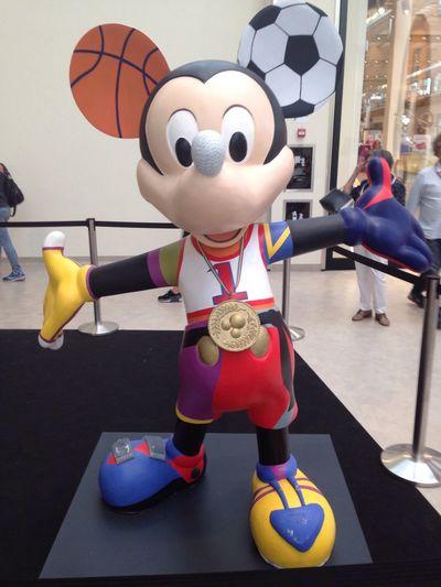 Football Fever Mickey Mouse Topolino  Disney Collection Comics Cartoon