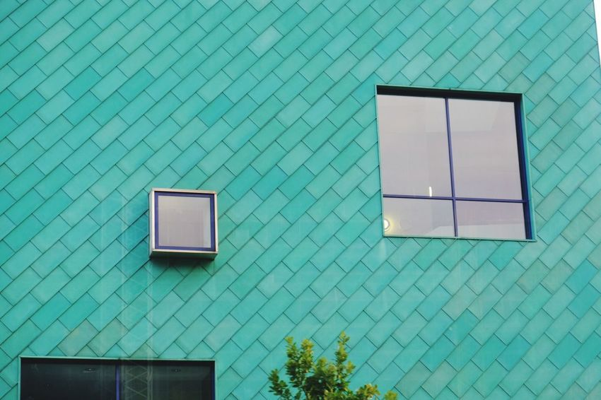 EyeEm Selects City Window Architecture Building Exterior Close-up Built Structure Green Color
