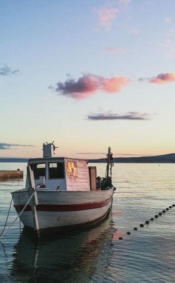 Brela  The Boat Croatia HuaweiP9