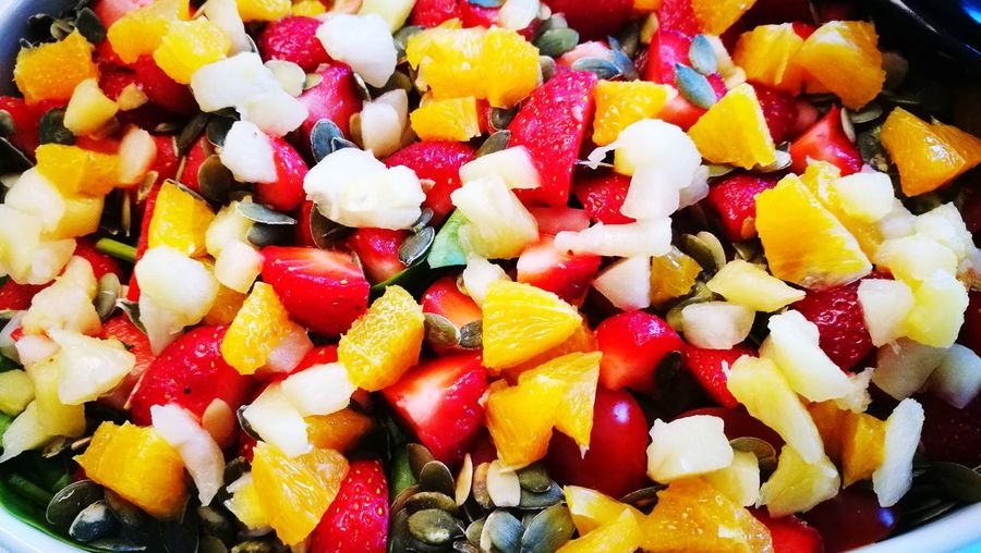 Fruit Food Freshness Ready-to-eat Healthy Eating No People Close-up Day Freshness Summertime Healthy Lifestyle Summer Salad