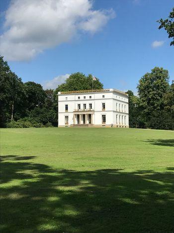Jenischpark Jenischhaus